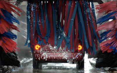 Le nettoyage de la voiture aux rouleaux abîme-t-il la carrosserie ?