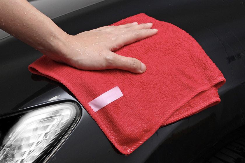 Le polish, solution idéale contre les rayures!