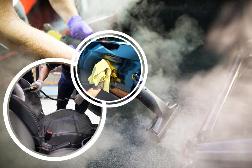 Nettoyage auto : ces 10 recoins que l'on oublie